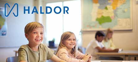 Haldor is making digital learning easier and more fun